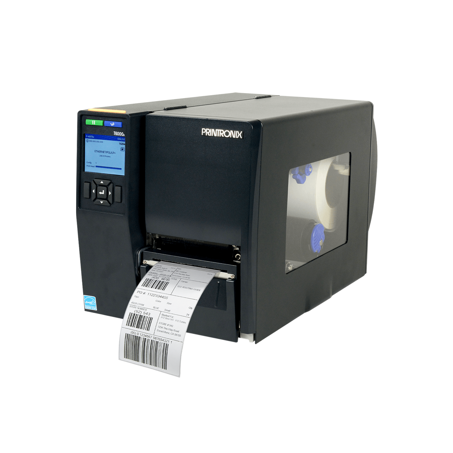 Printronix Auto ID T6000e Industrial RFID Printer