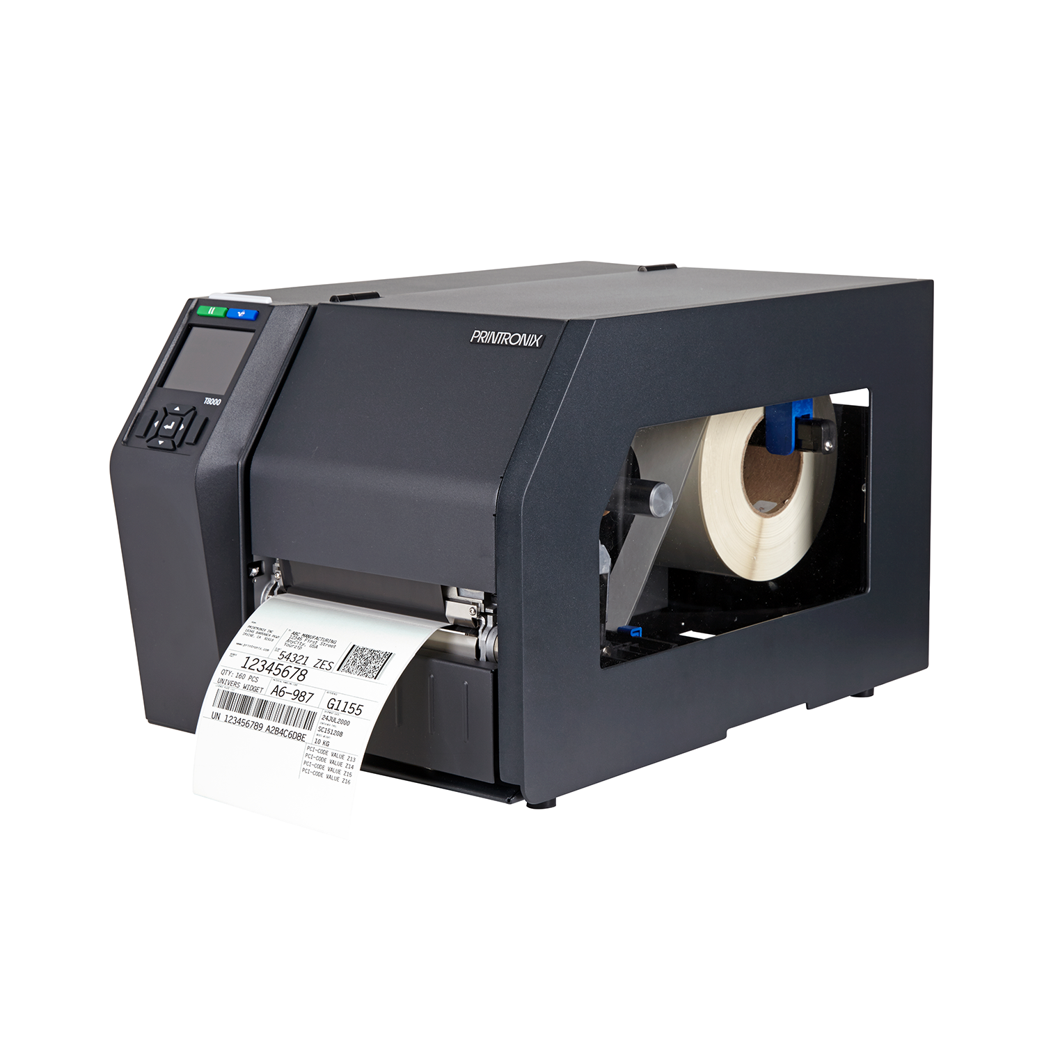 Printronix Auto ID T8000 Industrial RFID Printer